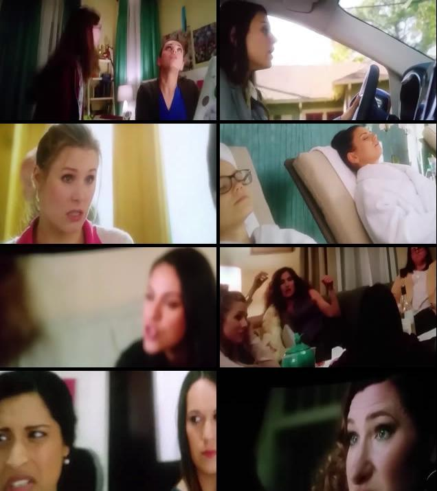 Bad Moms 2016 English HDCAM