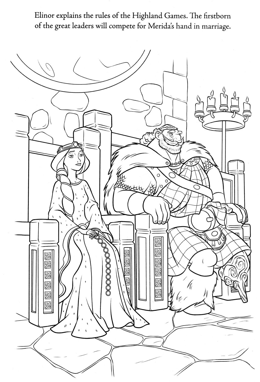 coloring pages com | brave coloring pages | Minister Coloring
