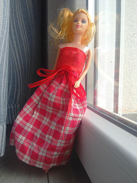 #modaodaradosti #wip #barbiedress #diybarbiedress