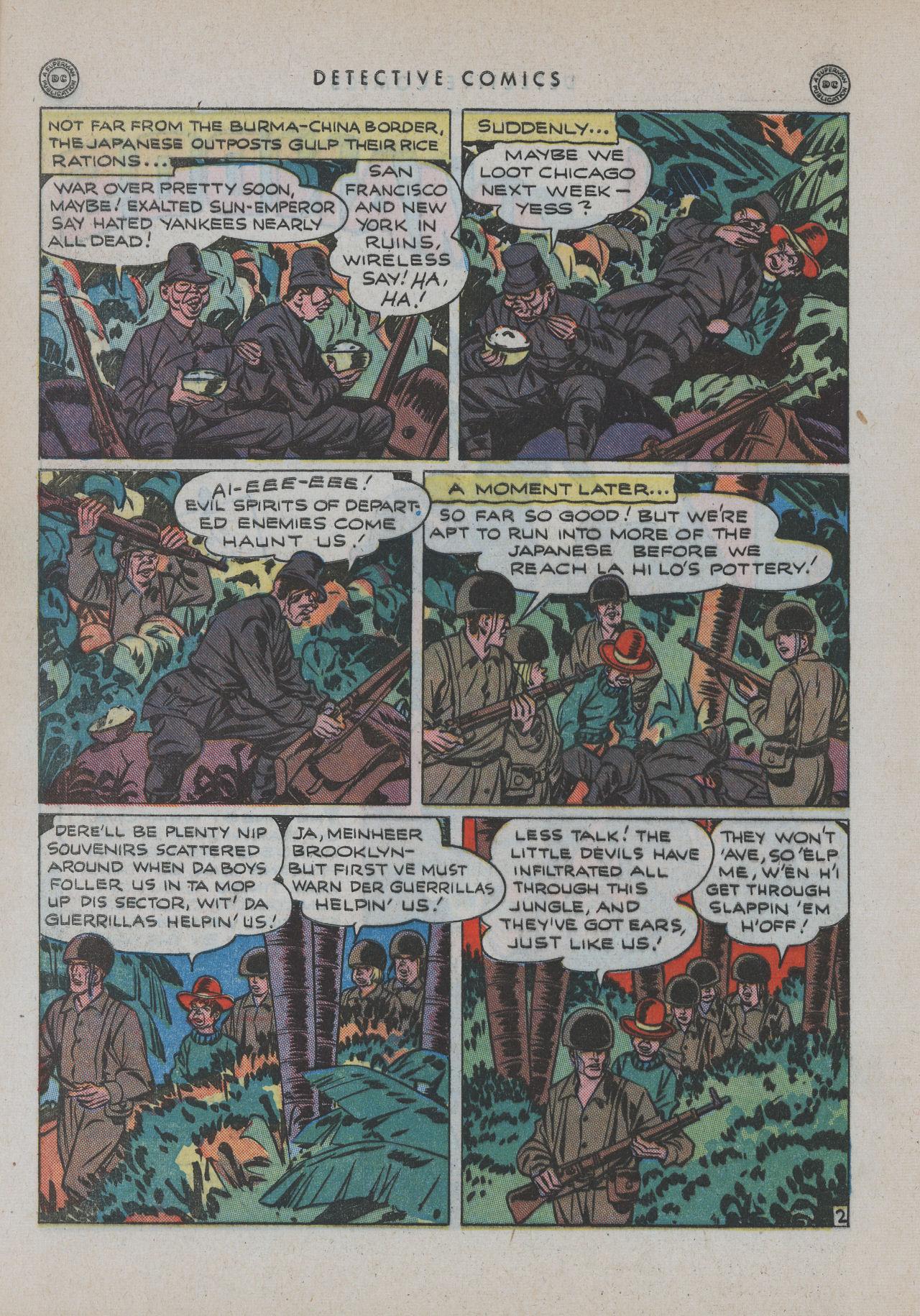 Read online Detective Comics (1937) comic -  Issue #108 - 40
