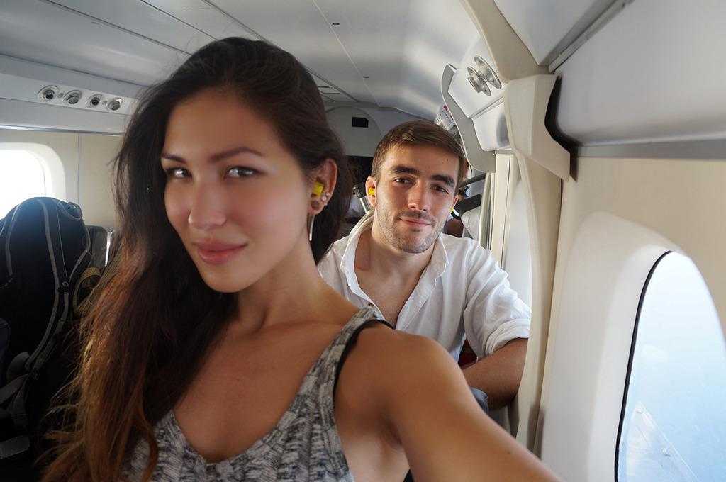 Euriental | fashion & luxury travel | Maldives seaplane