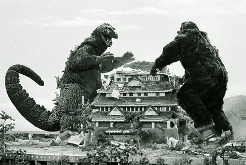 King Kong vs. Godzilla, 1962