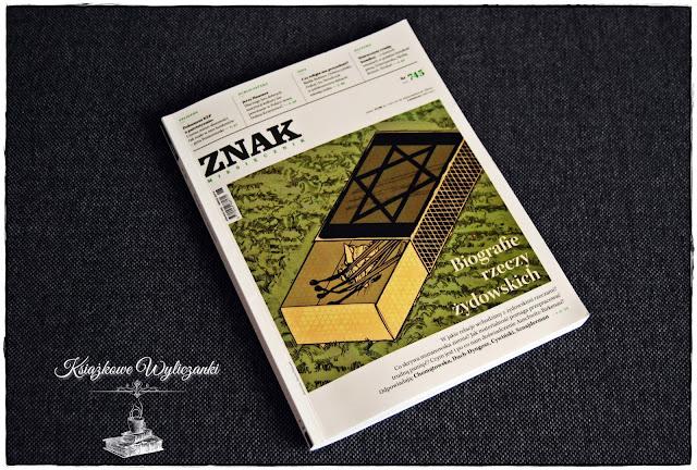 Miesięcznik znak #745 (czerwiec 2017)