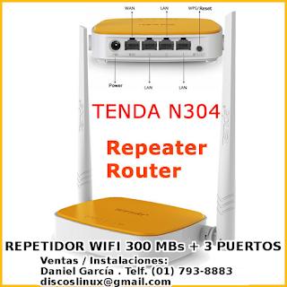 Repetidor Wifi Para Internet Movistar Peru, Modem MarcoPolo Nucom Ubee