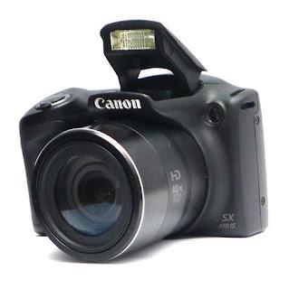 Prosumer Canon PowerShot SX410 IS Bekas