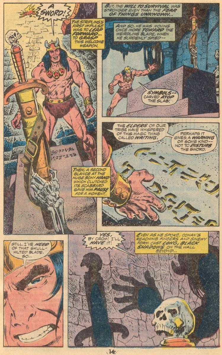 Conan the Barbarian (1970) 31 Page 10
