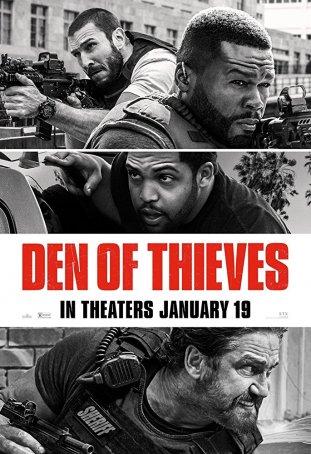 Den of Thieves (2018) ταινιες online seires xrysoi greek subs