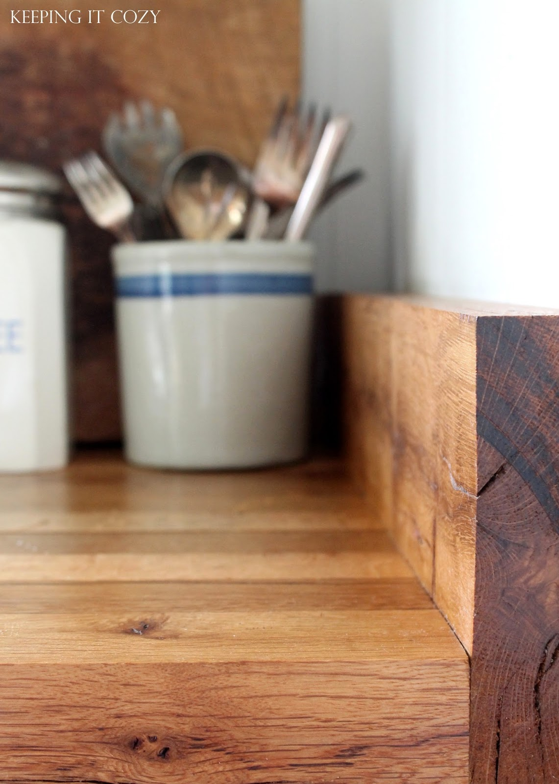 Best Wood For Butcher Block Counters: Keeping It Cozy: All About Butcher Block Countertops