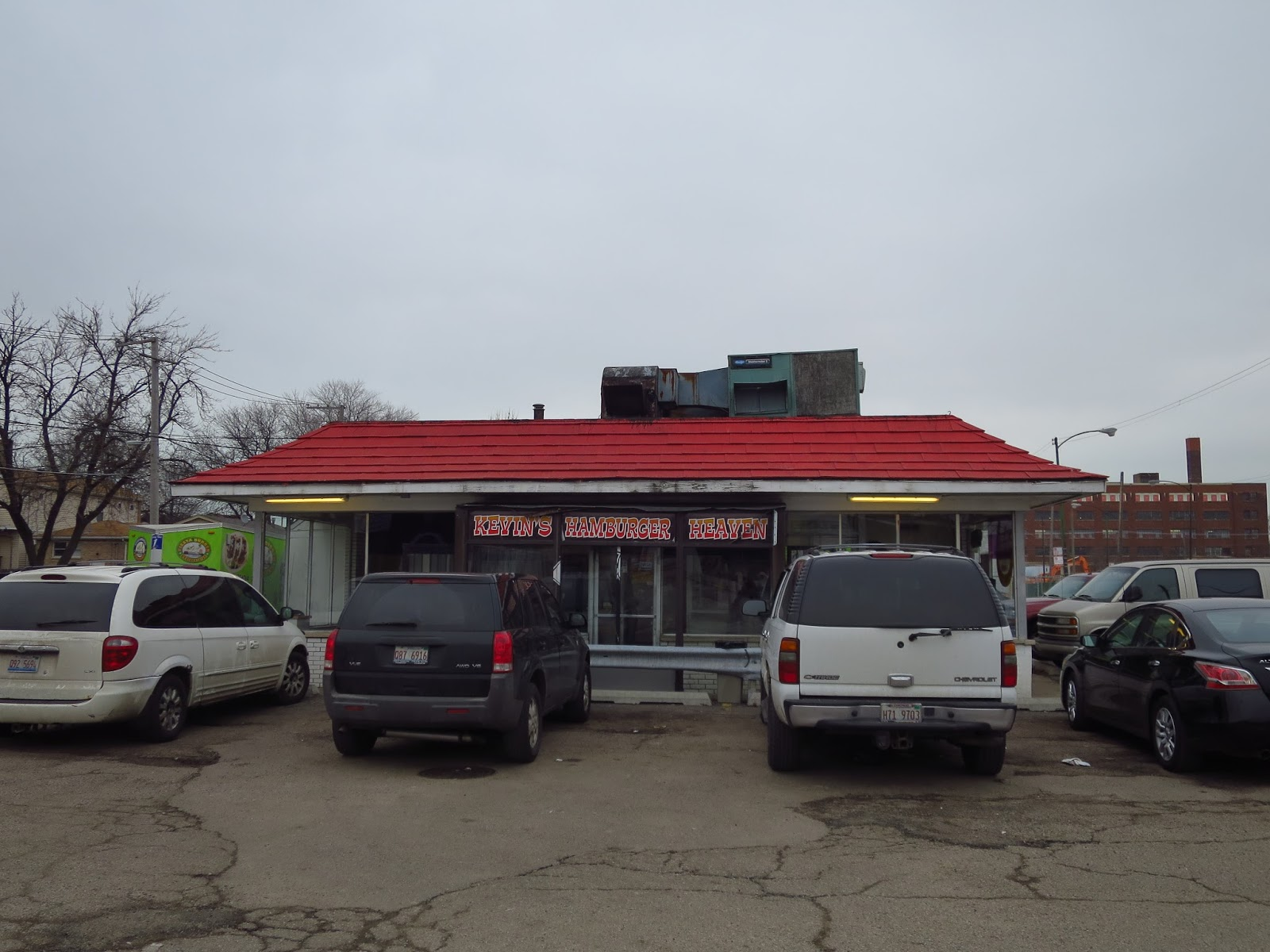 Smokin\' Chokin\' and Chowing with the King: Kevin\'s Hamburger Heaven