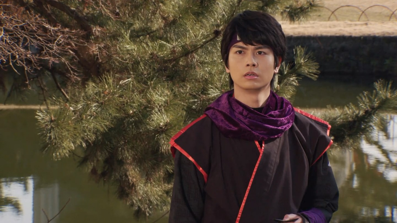 RIDER TIME - Kamen Rider Shinobi Episode 2 [RAW