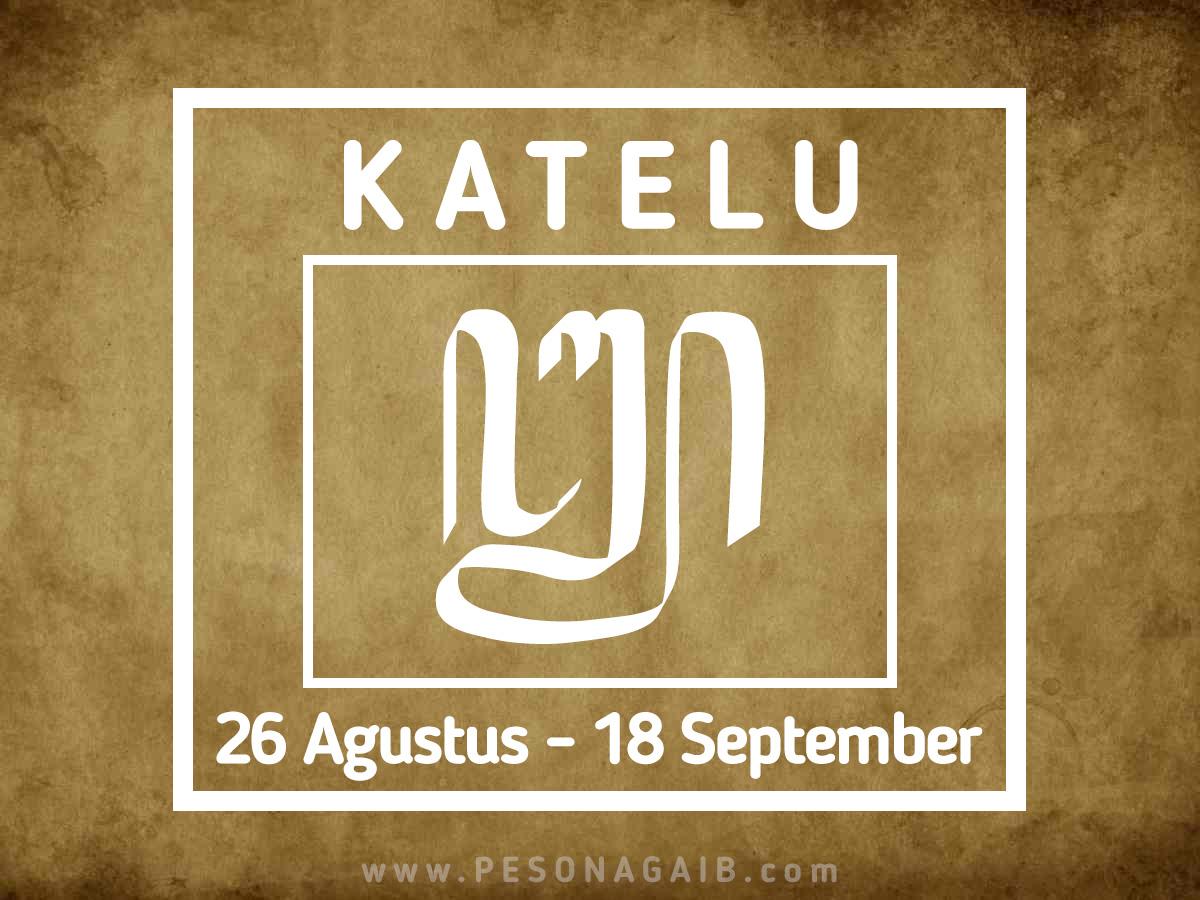 Ramalan Mangsa Katelu (26 Agustus – 18 September)