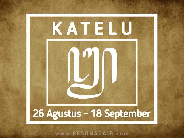 Ramalan Mangsa Katelu (26 Agustus - 18 September)
