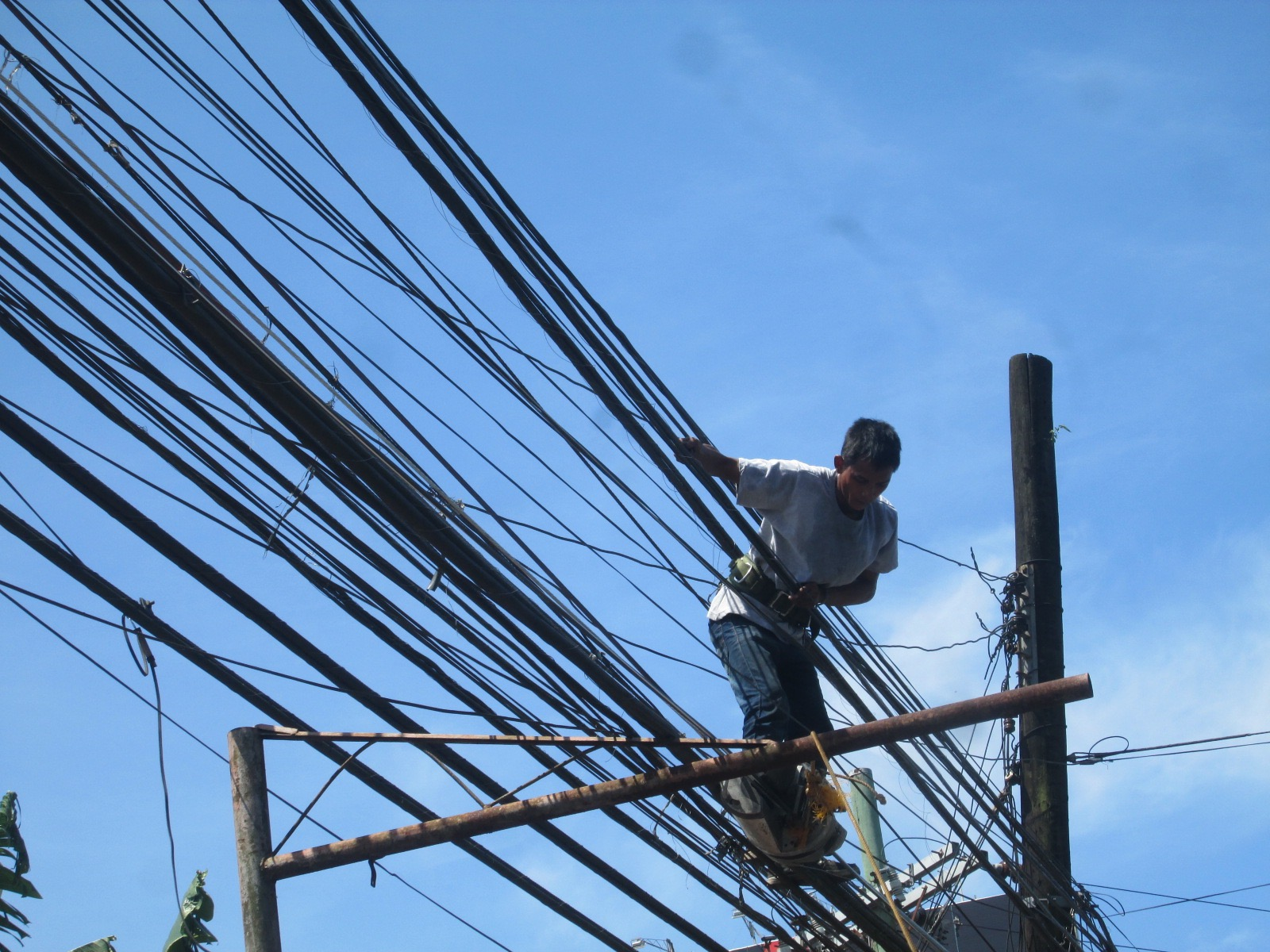 High-Wire Act | Philippinefails