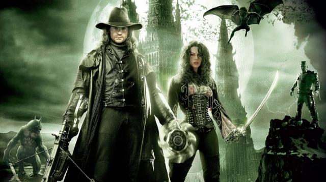 Khắc Tinh Của Ma Cà Rồng, Van Helsing