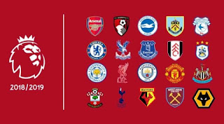 Jadwal Liga Inggris Pekan 20 Sabtu-Minggu 29-30 Desember 2018