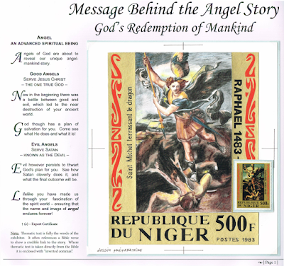 Message Behind the Angel Story