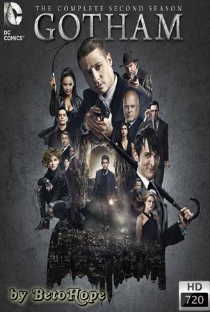 Gotham Temporada 2 [720p] [Latino-Ingles] [MEGA]