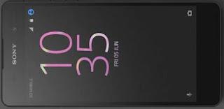 Cara Reset Ulang di Sony Xperia E5