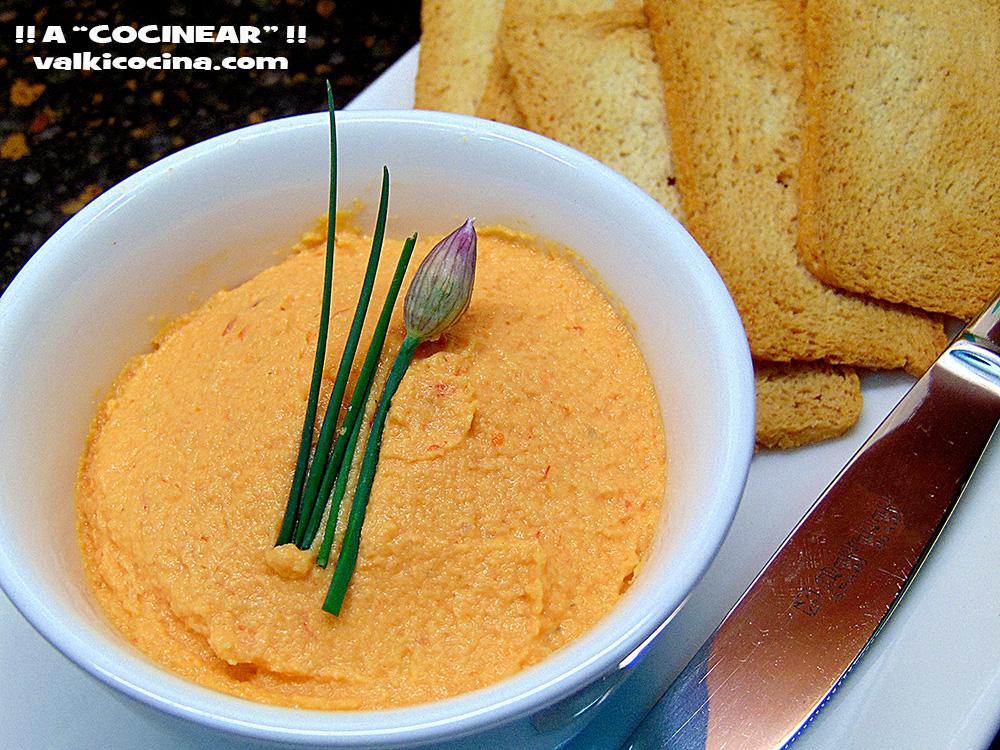 Paté De Cangrejo Surimi Y Merluza Con Queso Crema A Cocinear Recetas Valkicocina Com