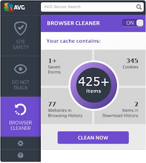 ScreenShot037 AVG Web TuneUp - Navigare sigură pe internet