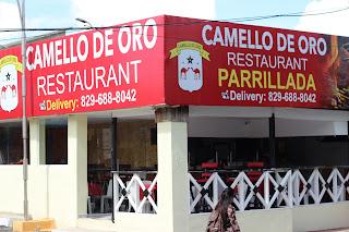 Restaurante Camello de Oro abre sus puertas