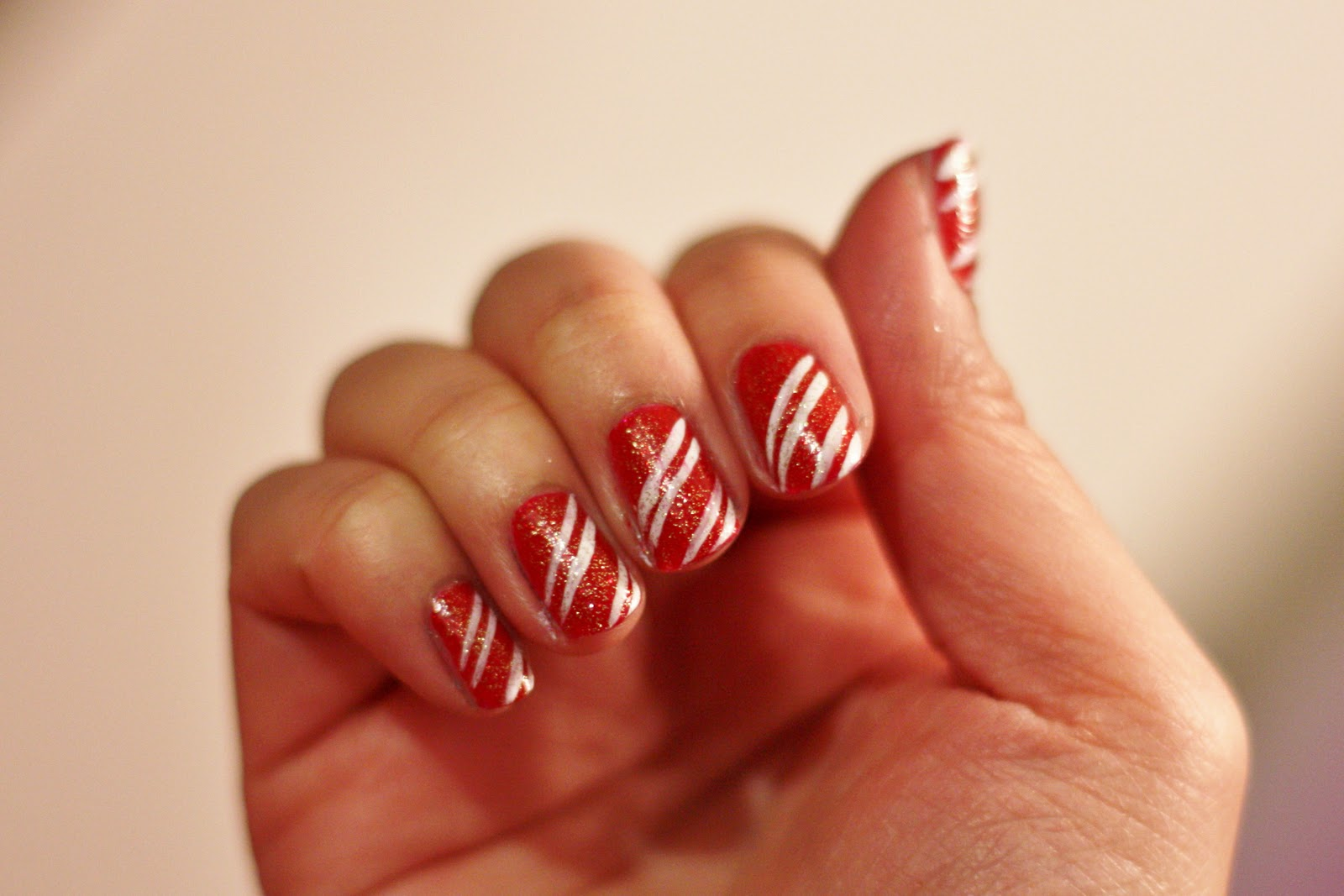 Top 10 Red And Black Nail Designs To Experiment With You May Think That Such A
