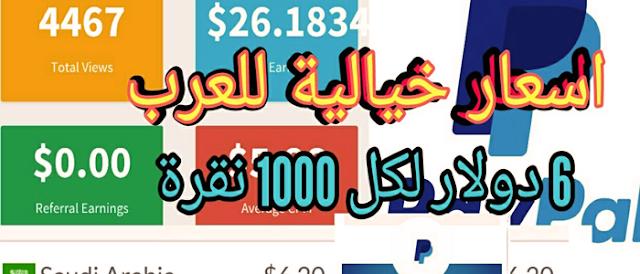 كيفية الربح من الانترنت و تحقيق دخل شهري ثابت من مواقع اختصار الروابط