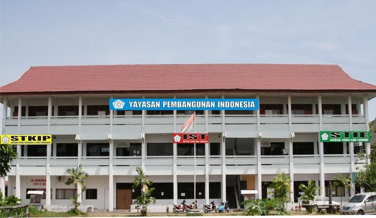 PENERIMAAN MAHASISWA BARU (IST PEMBANGUNAN INDONESIA) 2018-2019 INSTITUT SAINS DAN TEKNOLOGI PEMBANGUNAN INDONESIA