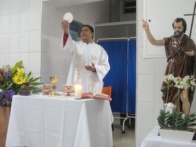 Missa de São João emociona a todos