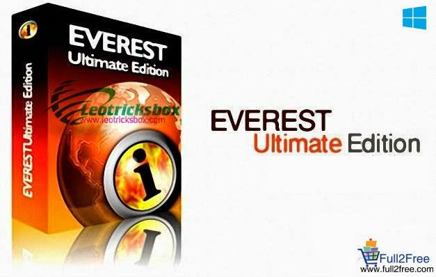 Everest Ultimate Edition v5.50.2100 + Serial