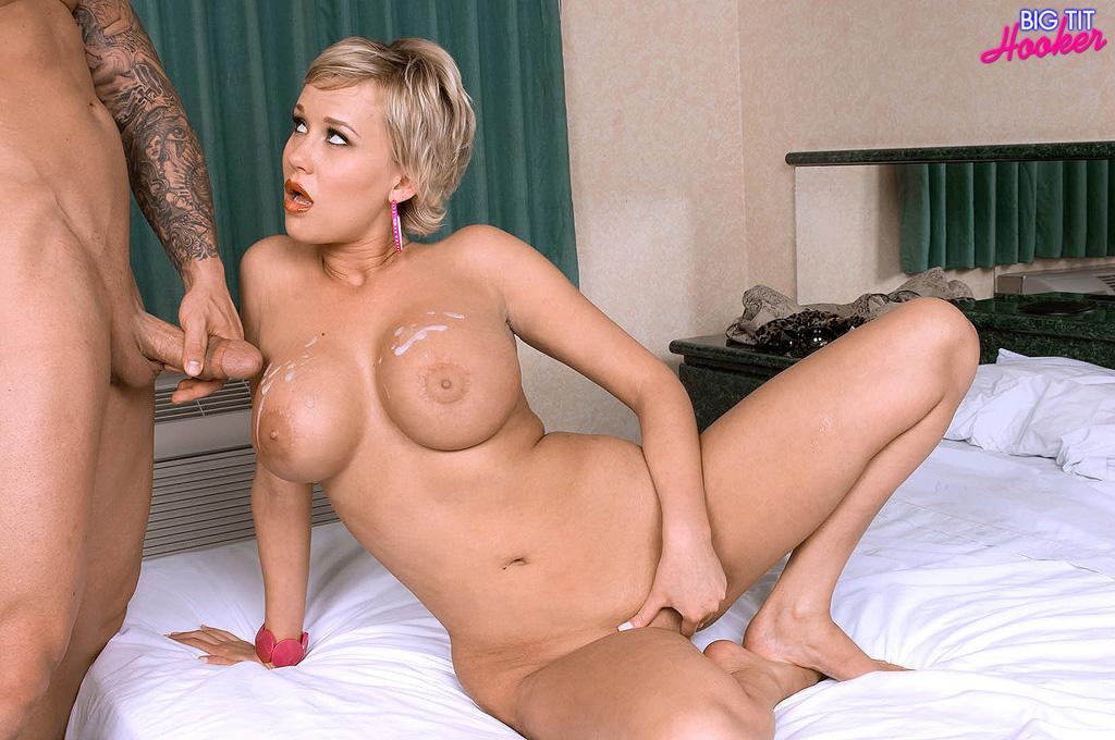 Big tits prostitute