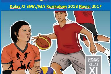 Download RPP PJOK Kelas XI SMA/MA Kurikulum 2013 Revisi 2017