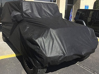 Jeep Wrangler 4 Door Cover
