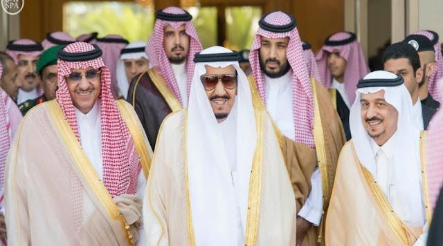 إصابة الملك سلمان بالعجز العقلي تهدد بسقوط الأسرة الحاكمة