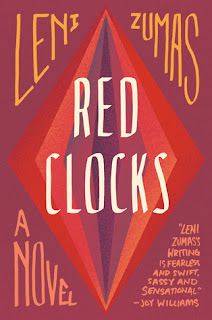 Red Clocks, Lenia Zumas, Book Scoop, InToriLex