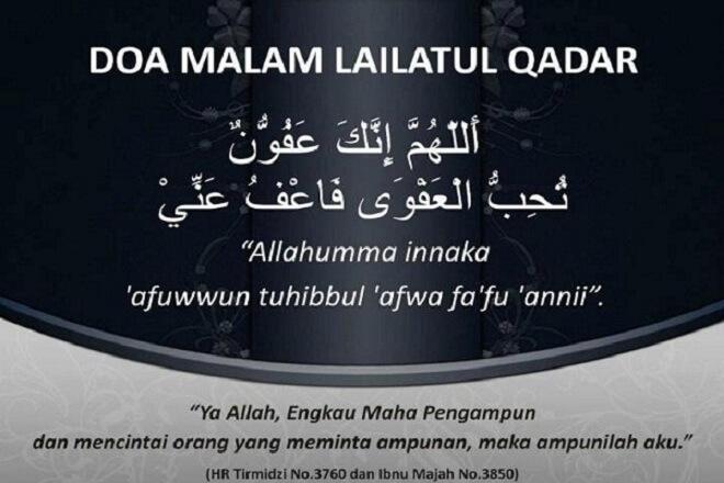 Petua Imam Ghazali Mencari Malam Lailatul Qadar