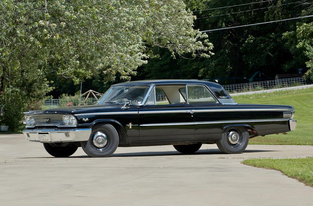 1963 Mustang Eleanor