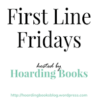 https://hoardingbooksblog.wordpress.com/category/first-line-fridays/