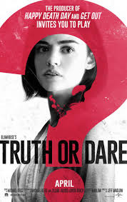 Filem Truth Or Dare? Mana Satu Korang Pilih?