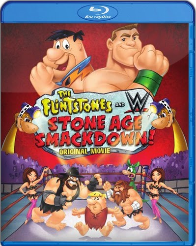 The Flintstones and WWE: Stone Age Smackdown [2015] [BD25] [Latino]