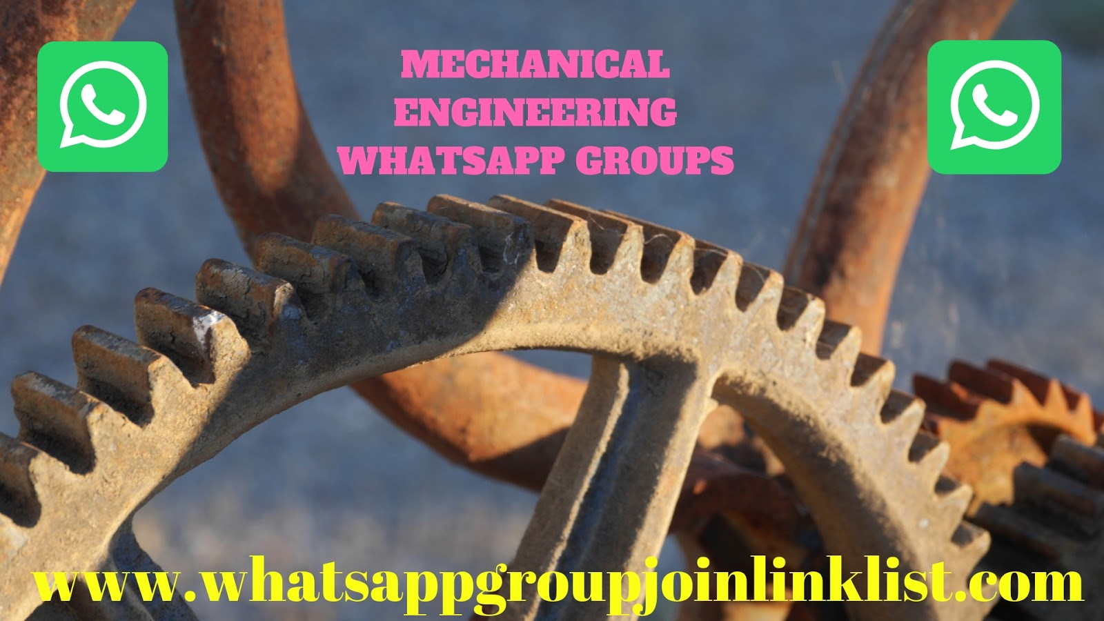 JOIN MECHANICAL ENGINEERING WHATSAPP GROUP JOIN LINK LIST