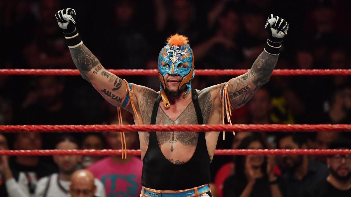 Rey Mysterio pretende encerrar a sua carreira na WWE