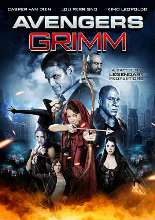 Avengers Grimm 2015 BluRay 250MB Hindi Dubbed ORG 480p Watch Online Full Movie Download bolly4u