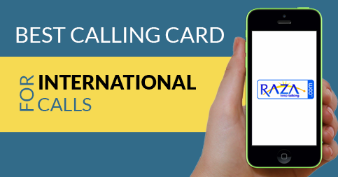 calling card cheap international prepaid phone card raza - Best International Calling Cards