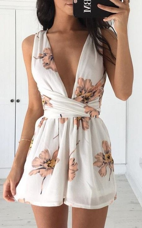 Trending Flirty Summer Outfit TO Copy Right Now