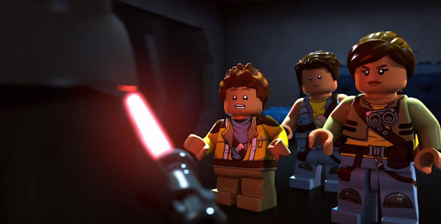 behind the scenes featurette for 39 lego star wars the. Black Bedroom Furniture Sets. Home Design Ideas