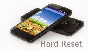 Hard Reset Micromax Canvas A1