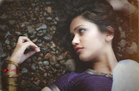 Actress Anaika Soti Latest HD Poshoot Gallery in Half Saree  0014.jpg