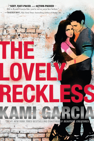 The Lovely Reckless book cover