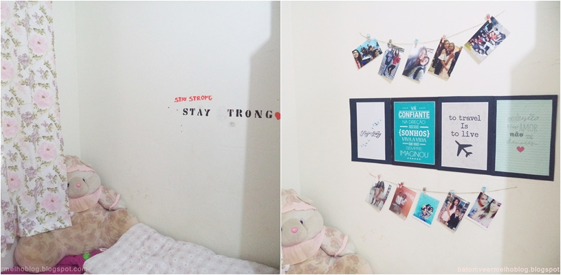 como decorar o quarto tumblr